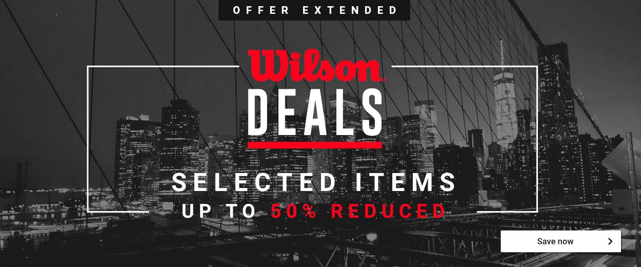 Wilson Deals