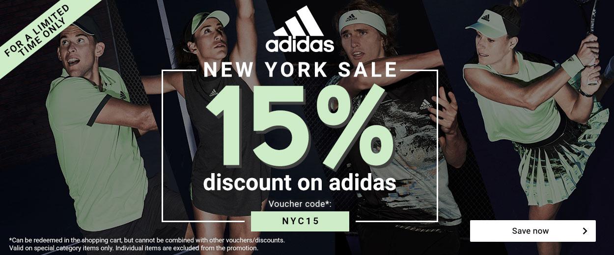 adidas New York -15%