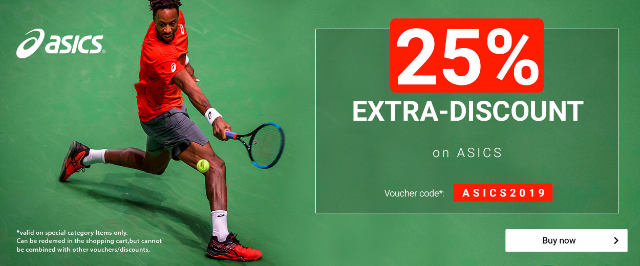 Asics Special Deal -25%