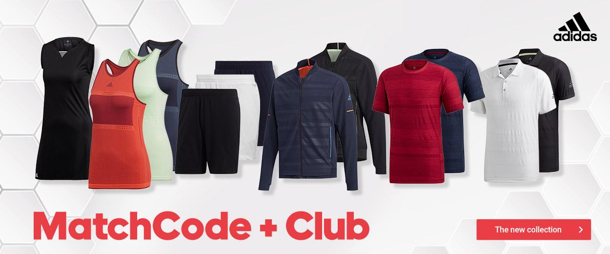 adidas MatchCode + Club
