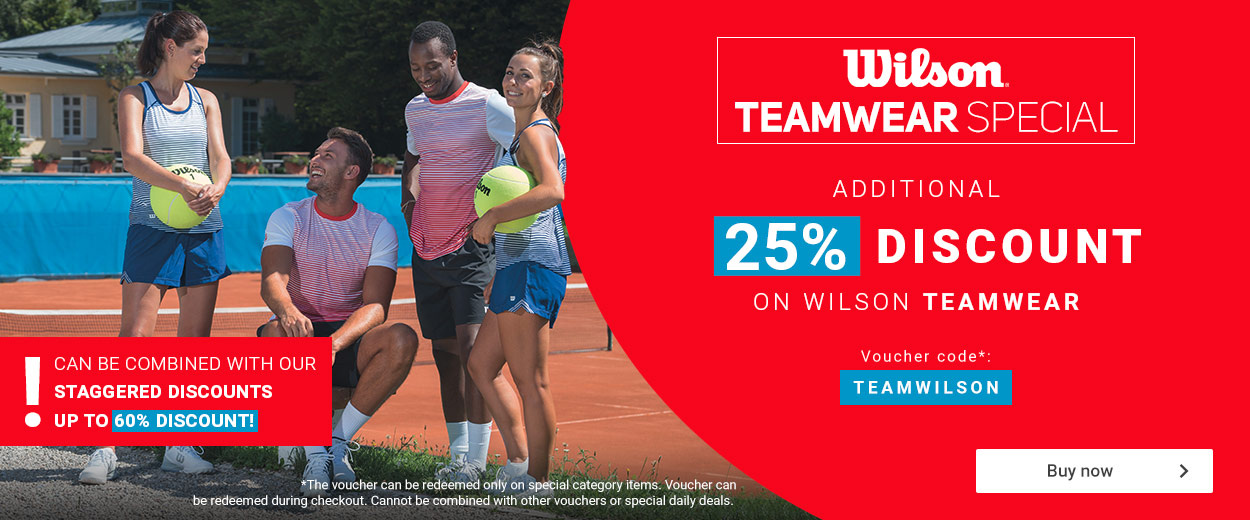Wilson -25%