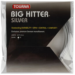 Tourna Big Hitter silver 12m