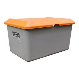 Ziegelmehl-Box o. Entnahmeöffnung 1,1 to