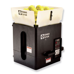 Player Plus Tennisballmaschine mit Netz ohne Fernbedienung