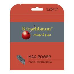 Max Power  12m anthrazit