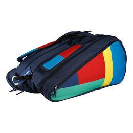 Premium Colourblock Racketbag 12R
