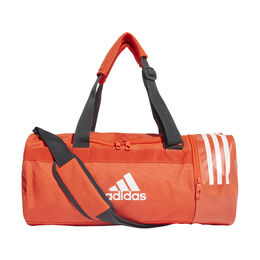 Convertible 3-Stripes Small Duffel Bag Unisex
