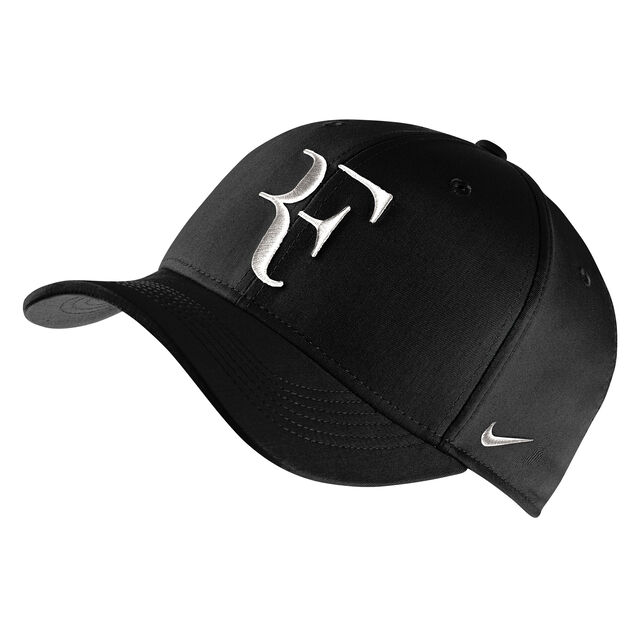 fb5f7087ef7 Nike Roger Federer Aerobill CLC99 Tennis Čepice Muži - Černá