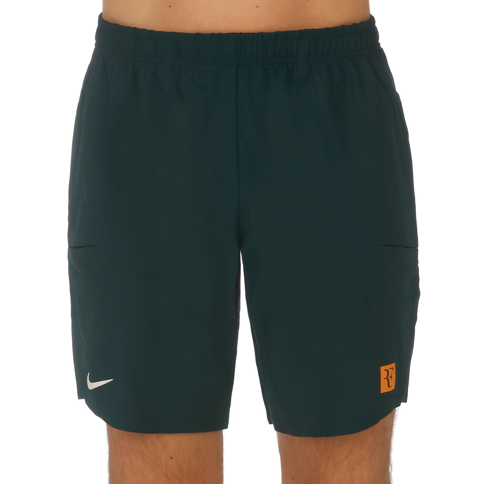 2056b521b5c Nike Roger Federer Court Flex Ace Šortky Muži - Petrolejová ...
