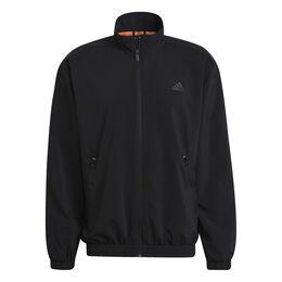 Fleece Woven Jacket Men