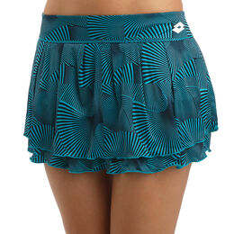 Tennis Tech Printed PL Skirt Women