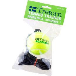 Tennistrainier Ersatzbälle grün