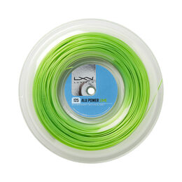 ALU POWER 125 200M REEL LIMEGREEN 125
