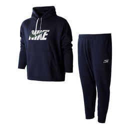 Sportswear Graphic Hooded Tracksuit Men