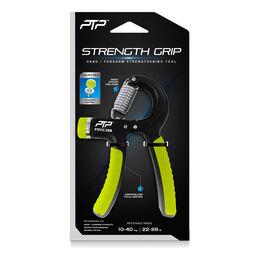 Strength Grip schwarz/lime