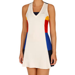 New York Color Blocked  Dress Women
