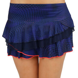 Prisma Rally Tier Skirt Women