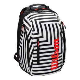 Super Tour Backpack Bold black/white