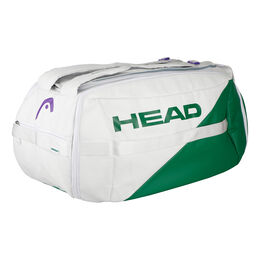 White Proplayer Duffle Bag