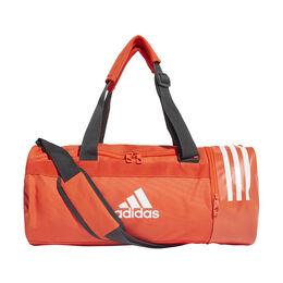Convertible 3-Stripes Small Duffel Bag Unisex