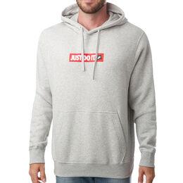 Sportswear Just Do It Fleece Hoodie Men