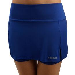 4aa14d87ef27 Club Basic Skort Women. Tenisové Oblečení HEAD · Club Basic Sukně Dámy -  Modrá ...