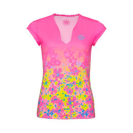 Belle 2.0 Tech V-Neck Tee Girls