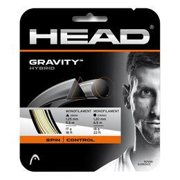 Gravity 12m weiß